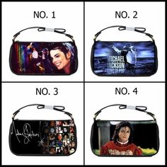 Michael Jackson Collectible Shoulder Clutch Bag | eBay