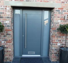 Funkyfront Contemporary Entrance Doors (Kloeber UK Ltd)