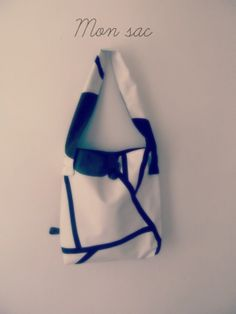 Mon sac, created by Heureuse Gifts and Accessories, https://www.etsy.com/people/labelleheureuse?ref=si_pr