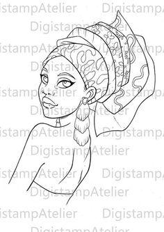 Sister. INSTANT DOWNLOAD Digital Digi Stamps.