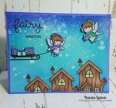 Lawn Fawn | Frosty Fairy Friends