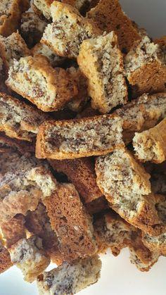 Buttermilk Rusks, Rusk Recipe, Yummy Treats, Yummy Food, All Bran, Twisted Recipes, Bread Cake, Fabulous Foods, No Bake Cake