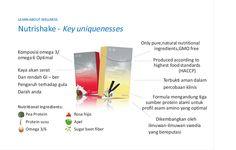 Nutrishake --- Key Uniqueness