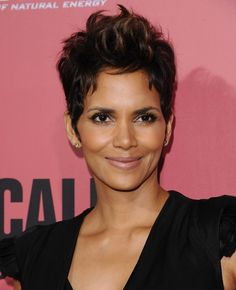 Pixie Lookbook: Halle Berry wearing Pixie (19 of 37). Even after all these years, Halle Berry still manages to pull of this short pixie 'do!