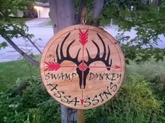 Official Swamp Donkey Assassins camp sign!!!! Camping Signs, The Donkey, Christmas Ornaments, Holiday Decor, Camouflage, Military Camouflage, Christmas Jewelry, Christmas Decorations, Camo