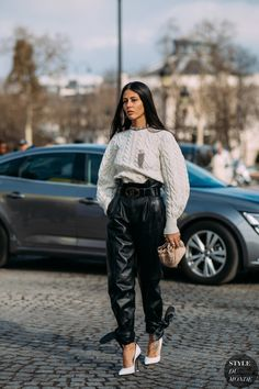 Gilda Ambrosio by STYLEDUMONDE Street Style Fashion Photography FW18 20180306_48A9158