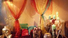 made my own arabian fairytale