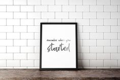 Items similar to Goal Digger Print Wall Art, Motivational Wall Decor For Office, Inspirational Gifts For Women, Mint Office Decor, Print Quote on Etsy Typography Prints, Typography Poster, Quote Prints, Wall Art Prints, Framed Prints, Lettering, Simple Inspirational Quotes, Motivational Quotes, Mint Office