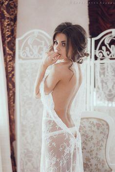 красивая фотосессия в нижнем белье