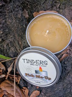 Pick-Me-Up Tinders Soy Candle