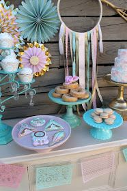 LAURA'S little PARTY: Boho Themed Sweet 16 Party| Party Ideas
