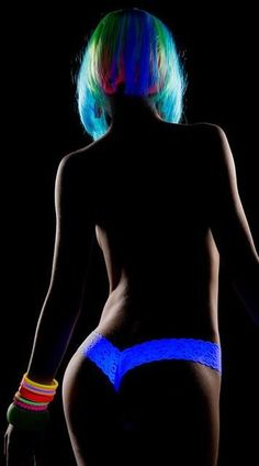Lady Womens Sexy Lace Luminous V-string Briefs Panties Thongs G-string Lingerie Underwear