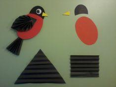 «В гости к лесной красавице». Бумажная пластика - Для воспитателей детских садов - Маам.ру