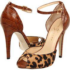 Brown leopard-Ivanka Trump