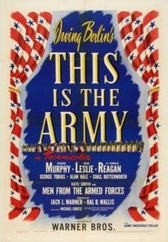 This is the Army    - FULL MOVIE - Watch Free Full Movies Online: click and SUBSCRIBE Anton Pictures  FULL MOVIE LIST: www.YouTube.com/AntonPictures - George Anton -     Plot: In WW I dancer Jerry Jones stages an all-soldier show on Broadway, called Yip Yip Yaphank. Wounded in the War, he becomes a producer. In WW II his son Johnny Jones, who was before his fathers assistant, gets the order to stage a knew all-soldier show, called THIS IS THE ARMY. But in hi...