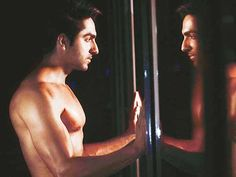 Ayushmann Khurrana wants to follow the footsteps of other Bollywood actors who drop their shirts to flaunt their muscular physique.