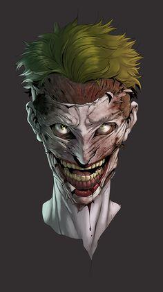 Joker Color by logicfun on DeviantArt