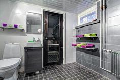Moderni kylpyhuone wc, Etuovi.com Asunnot, 5497d304498ee5d7a6f8b710 - Etuovi.com Sisustus
