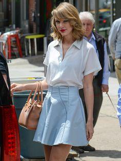 Les idées mode à piquer à Taylor Swift cet été