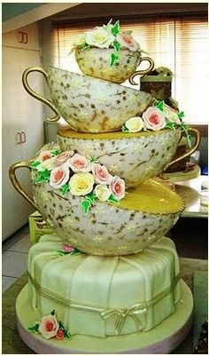 Love this High tea cake!!