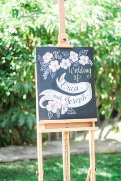 Featured Photographer: b.schwartz photography; Welcome Wedding Ceremony Signs