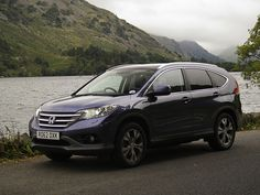Honda CR-V 2.2 i-DTEC EX 4WD MANUAL, Twilight Blue Metallic, RO62 OXK | Flickr - Photo Sharing!