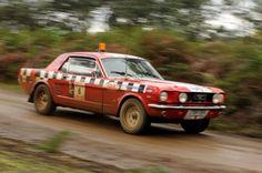 Mustang rally