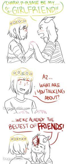 Ohhhhhhh poor Asriel don't worry try again soon