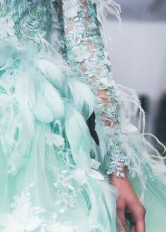 Tony Yaacoub Haute Couture Spring 2014.