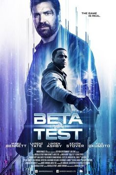 Beta Test poster, t-shirt, mouse pad Streaming Vf, Streaming Movies, Movies 2019, Old Movies, Legend Of The Wolf, Movie Subtitles, New Video Games, Movies Now Playing