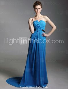 Timeless Blue Gown