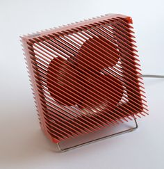 Modelo · Vortice Ariante Fan · diseñado por Marco Zanuso · Italia 1973