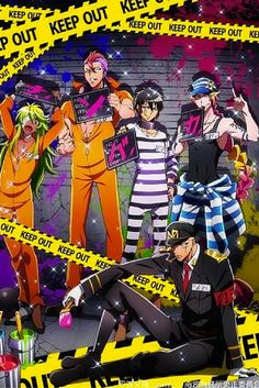 "Otakon Crunchyroll to Stream ""Nanbaka"" Anime This Fall - Anime Herald Nanbaka Anime, Otaku Anime, Anime Guys, Anime Art, Fall Anime, Anime Lindo, I Love Anime, Animes Wallpapers, Vocaloid"