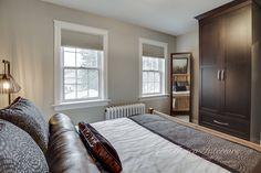 SHBA Bridges Awards Winner 2017 - Renovaton of the Year - Whole Home Bedroom Furniture, Bedroom Decor, Fireplace Facade, Custom Bedding, Custom Fireplace, Character Home, Safe Haven, New Kitchen, Fresco