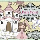 Fairy Tales Label the Picture Writing Cards ~ Kids love labeling pictures and it's a great skill for them to learn in not only reading and writing but other subjects as well. This unit includes 15 label the picture cards with a fairy tale theme. It includes both color and black and white copies. Great for the Writing Center, small groups or independent practice! $$