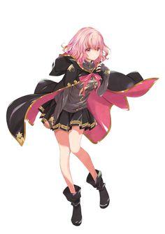 さくら(CV:悠木碧) Fantasy Character Design, Character Design Inspiration, Character Art, Fantasy Characters, Female Characters, Anime Characters, Kawaii Anime Girl, Anime Art Girl, Manga Comics