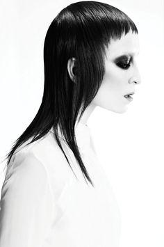 Hair: Adam Bryant @ Ethos Hairdressing. Make-up: Mary Jane Frost. Styling: Marika Page. Photography: John Rawson