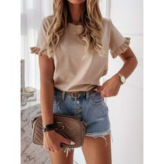 Cute Date Outfits, Date Outfit Casual, Mom Outfits, Cute Casual Outfits, Cute Everyday Outfits, Classic Outfits For Women, Easy Outfits, Classy Work Outfits, Summer Outfits For Moms