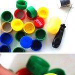 Bottle Cap SNAKE