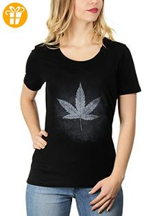 The Need For Weed - Damen T-Shirt von Kater Likoli, Gr. XL