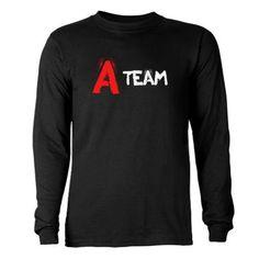 pretty little liars t shirts photos | Pretty Little Liars A Team Long Sleeve T-Shirt on CafePress.com on ...