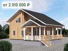 Проекты загородных домов коттеджей и бань – ПСК Экострой Shed, Outdoor Structures, Cabin, House Styles, Home Decor, Lean To Shed, Cabins, Cottage, Interior Design