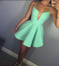 Green Prom Dress,Spaghetti Prom Dress,Fashion Homecoming Dress,Sexy Party Dress,Custom Made Evening Dress Party Dresses For Women, Sexy Dresses, Cute Dresses, Beautiful Dresses, Evening Dresses, Short Dresses, Prom Dresses, Gorgeous Dress, Stylish Dresses