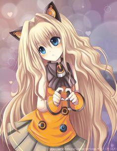 """SeeU ~ """"Vocaloid 3 :: SeeU"""" by sunshineikimaru.deviantart.com on @deviantART"""
