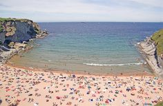 Cantabria has some of the best beaches in the whole of Spain. From Santander's urban ones to the more rural Costa Trasmiera, take your pick. Spanish Holidays, Grand Canyon, Costa, Urban, Beaches, Water, Travel, Outdoor, Image