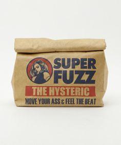商品詳細 - SUPER FUZZ クラッチバッグ|HYSTERIC GLAMOUR WOMENS(ヒステリックグラマー ウイメンズ)公式通販