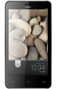 Lava Iris 502 launched