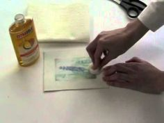 Citra Solv Photo Transfer Project - YouTube