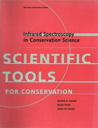 Infrared spectroscopy in Conservation Science