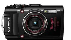cool Olympus TG-4 16-MP Digital Camera Waterproof with 3 Inch LCD